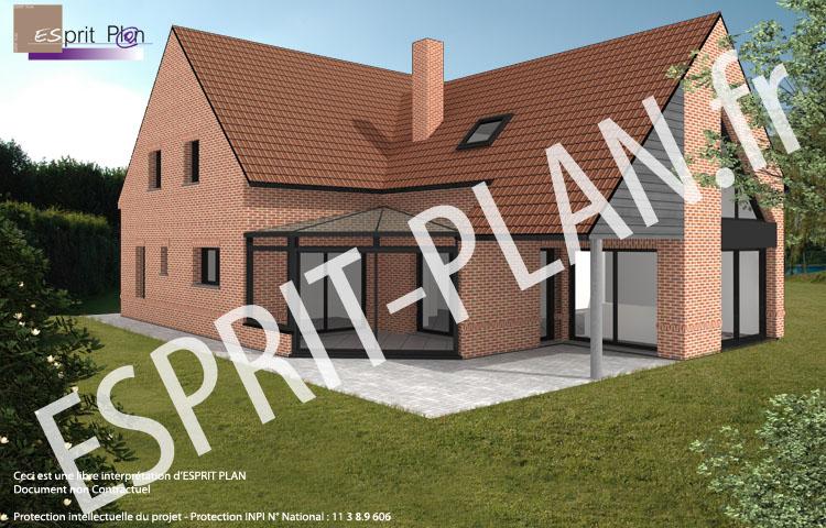 Idee Salle De Bain Lapeyre : maisons contemporaines design traditionnelles rustiques maison bois