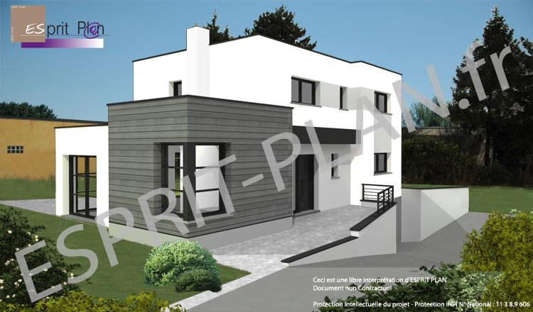 Avant projet maison extensions renovations sur arras lille et nord pas - Construire garde corps ...