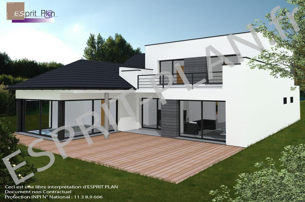 Avant Projet Maison Extensions Renovations Sur Arras